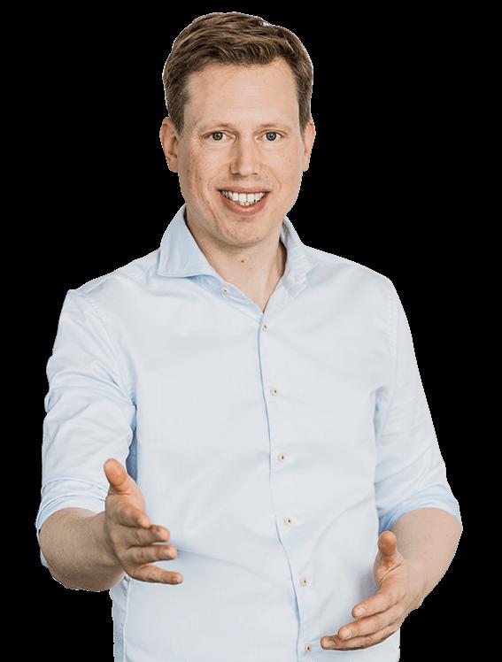 Portrait Sven Bruns Versichrungsexperte für Beamte